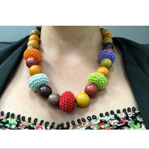 Fun & Funky Statement Necklace